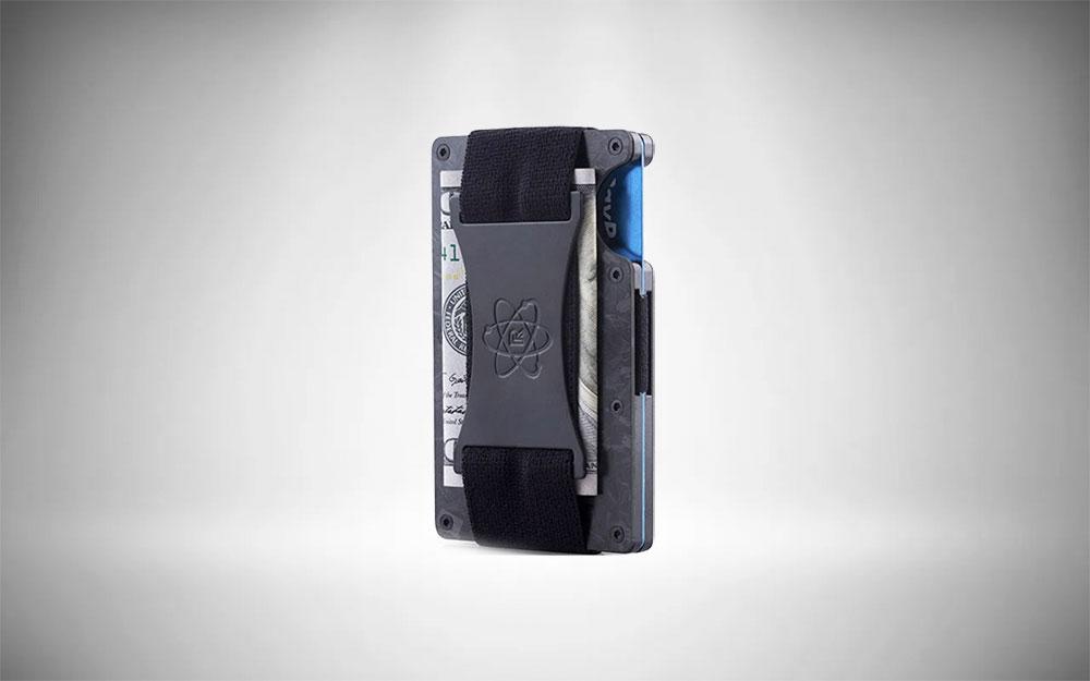 ROSSM RFID Slim Wallet