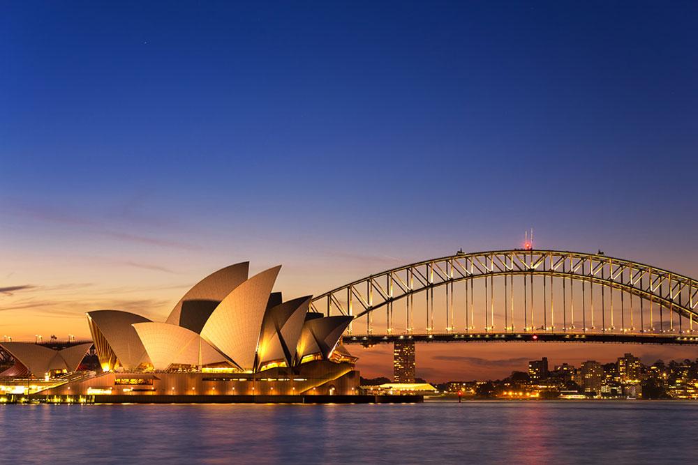 Sydney Harbour - Best Cities in Australia