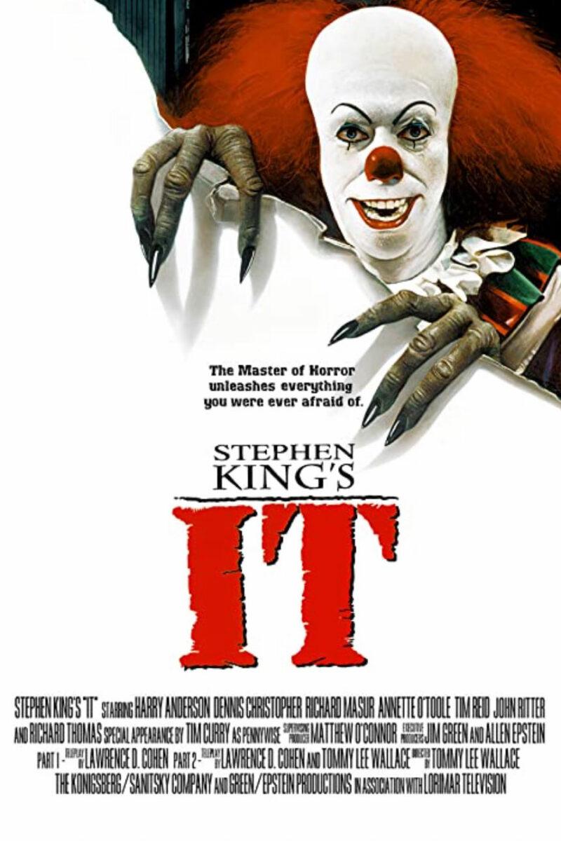 1990 Horror - Movies It Stephen King