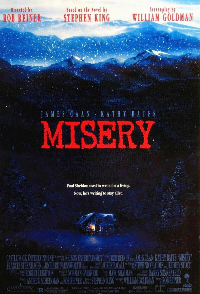 90s Thriller Movies - Misery