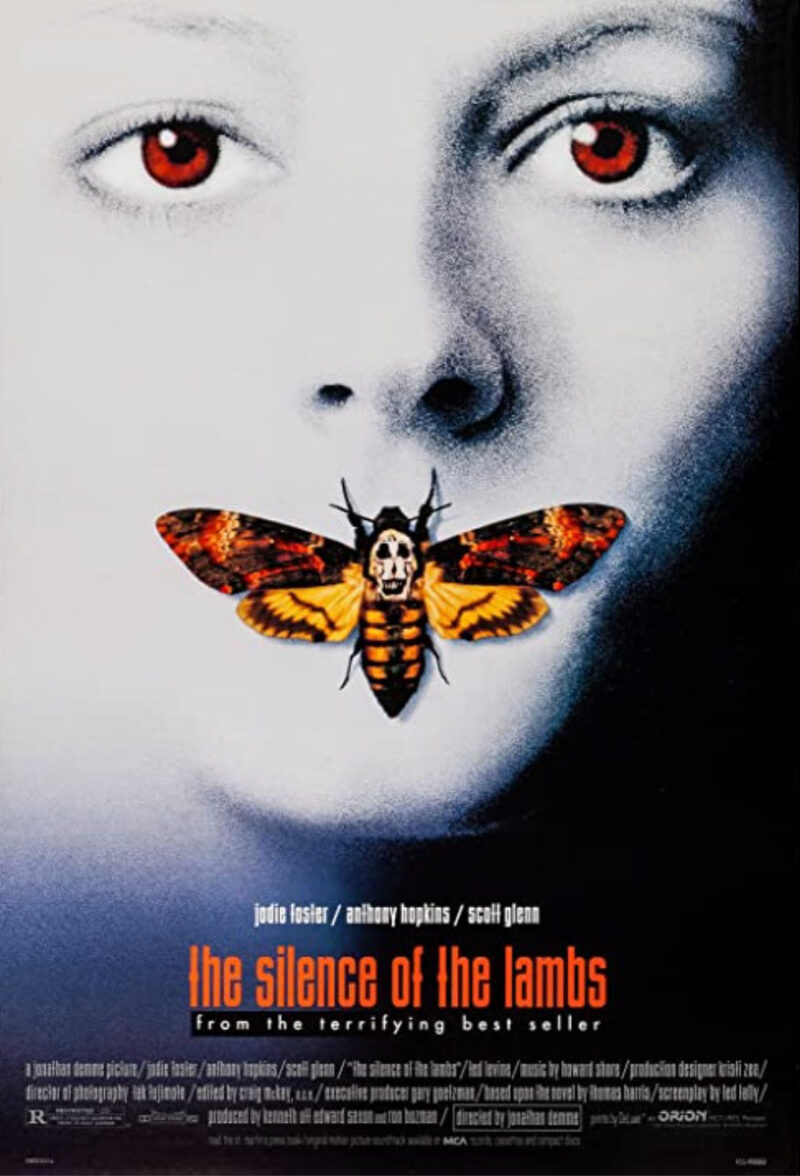 The Silence of the Lambs - Best 90s Horror Movies