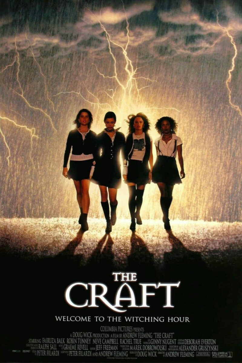 Campy Horror - The Craft