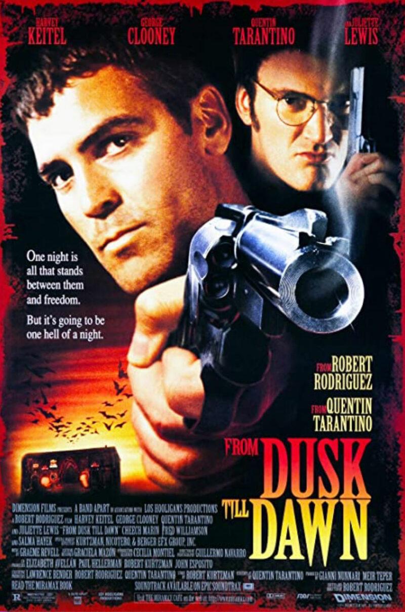 Cult Horror Movies - From Dusk Till Dawn