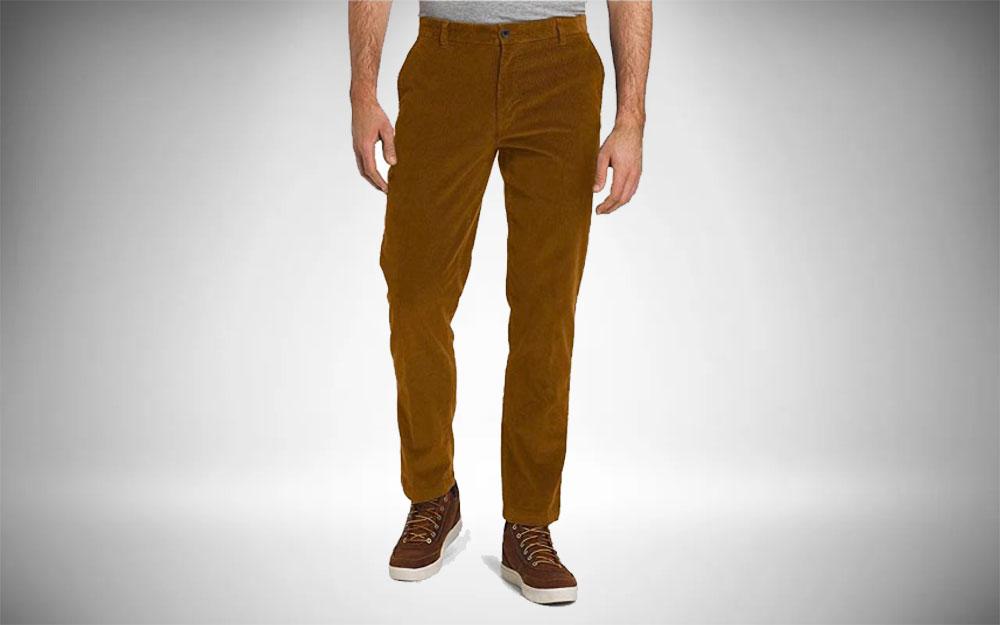 Essential Preppy Clothes - Corduroy Izod Mens Corduroy Pants