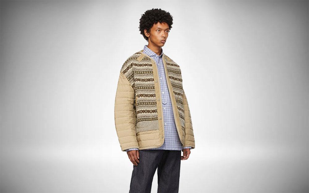 Junya Watanabe Knit Liner Jacket