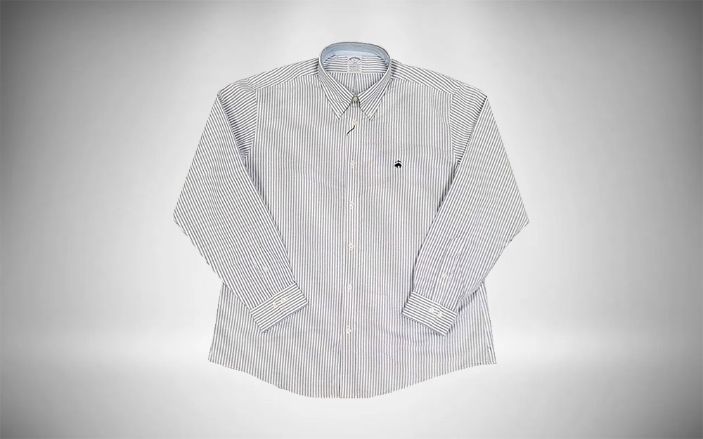 Preppy Style Men - Brooks Brothers Oxford Polo