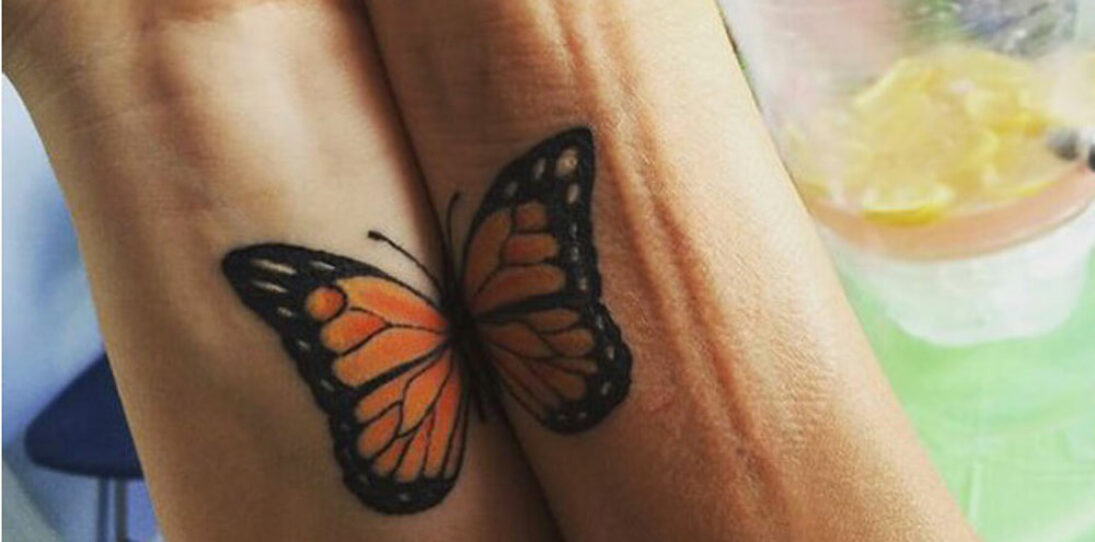 Sentimental Mother Daughter Tattoo Ideas 2021