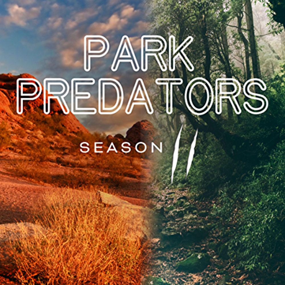 best story podcasts park predators